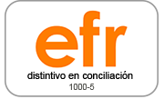 Distintivo en conciliación-Fundación Másfamilia