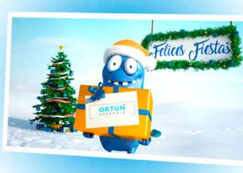 El equipo de Asesoría Ortún os desea unas felices fiestas.